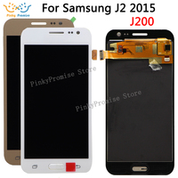j200 lcd For Samsung Galaxy J2 2015 J200F J200M J200H J200Y LCD Display Digitizer Touch Screen display For samsung j2 j200f lcd