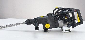 Benzin Cordless Auswirkungen Bohrer Dual Verwenden Benzin Power Hammer & Bohrer & Picks Bohren Maschine Akku-bohrschrauber