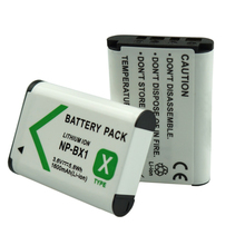 2PCS NP-BX1 Bateria NP BX1 Battery Pack for SONY DSC RX1 RX100 RX100iii M3 RX1R WX300 HX300 HX400 HX50 HX60 GWP88 WX350 Camera все цены
