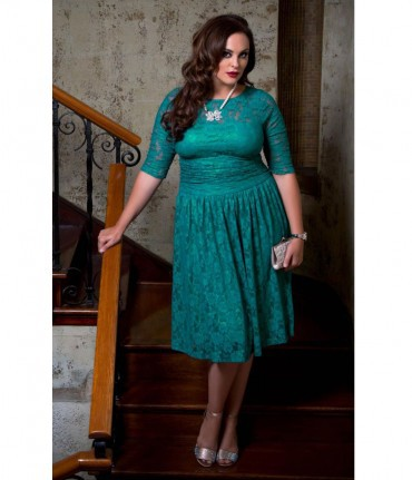 Lisa Colly Sale Special Offer Limited Natural Vintage Robe 2016 Spring Dresses Fashion Vestid XL-5XL Women Lace Dress