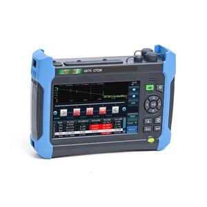 Image 5 - Komshine QX70 S monomodo 1310/1550nm,32/30dB OTDR incorporado en VFL,OPM, función similar a EXFO OTDR alta precisión