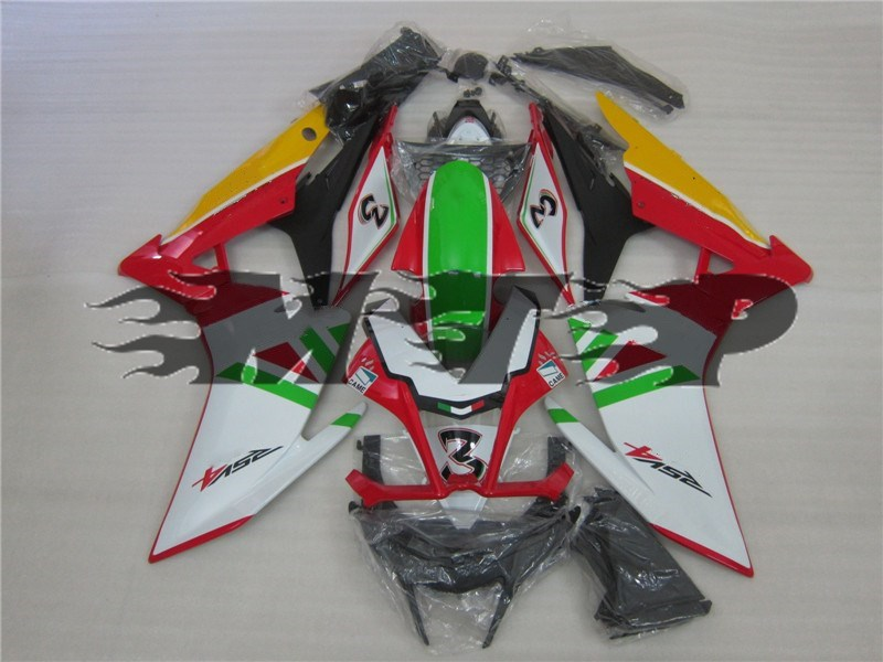 Motorcycle Injection Complete Fairing Kit For Aprilia RSV4 1000 RSV1000 2011 2012 2013 2014 11 14
