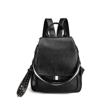 POMELOS Fashion Backpack Women New Arrivals High Quality PU Leather Travel Bagpack Rucksack For Girls