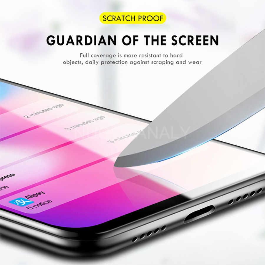 20D Full Cover Glue Tempered Glass Screen Protector For Samsung Galaxy A7 A8 2018 M10 M20 M30 A10 A20 A30 A40 A50 A70 A80 A90