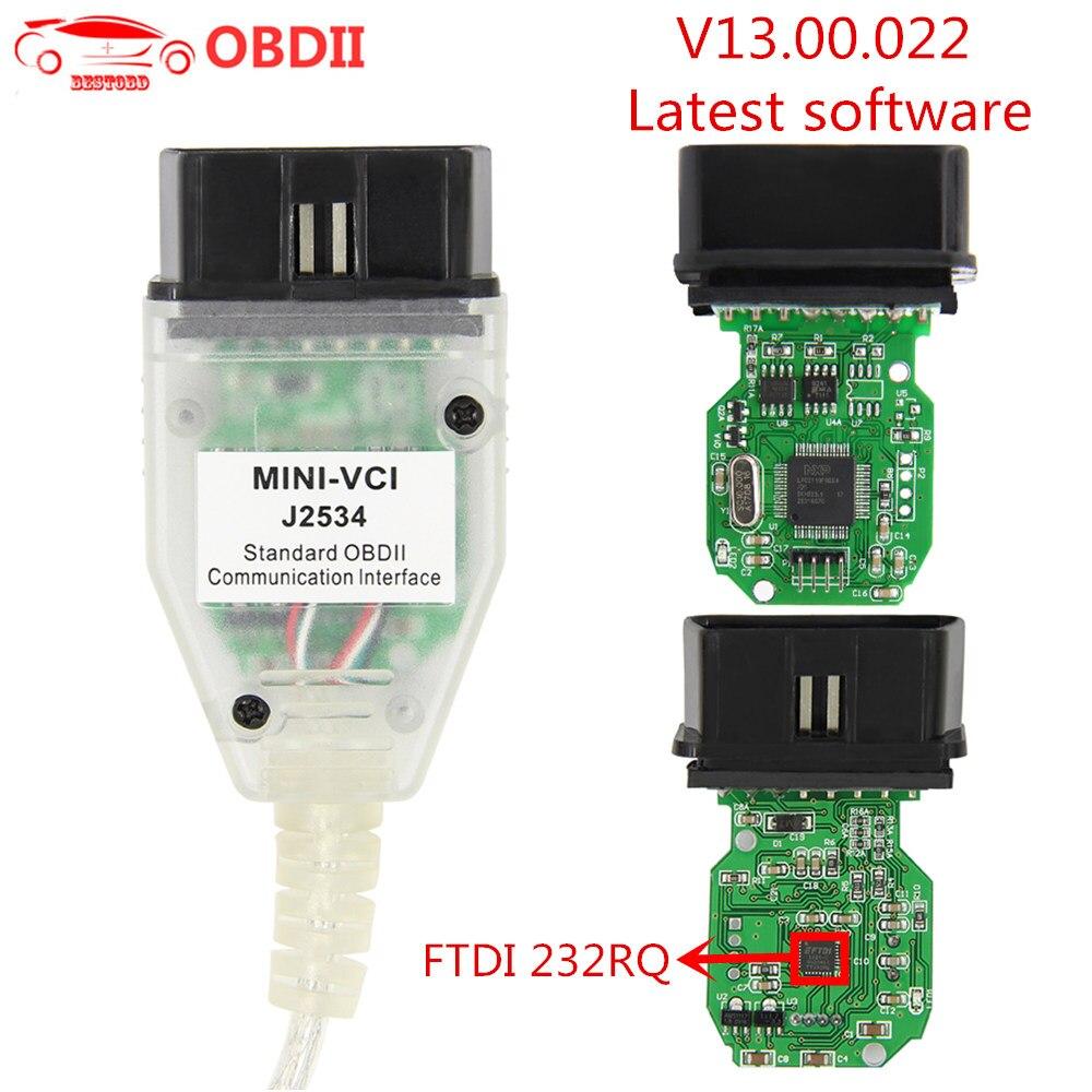 קנו כלים וציוד לתיקון ושיפוץ רכב | MINI VCI V13 00 022 For