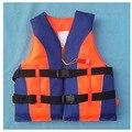 Jaqueta de Vida marinha colete salva-vidas de pesca terno praia com um livre produtos infláveis de salvamento apito V0408 frete grátis