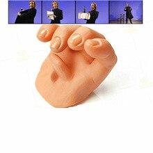 Третья рука, Fake Hand(9,5 cm W), фокусы, аксессуар, иллюзия, трюк, комедия, смешной
