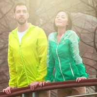 Summer Sun Sports Protective Cloth Long Sleeve UV Sunscreen Zipper Thin Coat Best Sellers