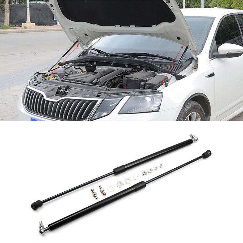Le capot de moteur de voiture prend en charge les amortisseurs de soutien de levage de capot avant pour Skoda Octavia A7 Mk3 2014-2019