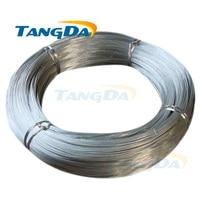 チタン合金純粋な金属ta1 ta2 tiワイヤー溶接フックtc4周期表の金属元素用diyの調査研究教