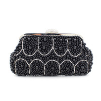 2017 Famous Designers Brand Pearl Pattern Evening Bag Evening Bags Women Charm Handbag Party Banquet Bag