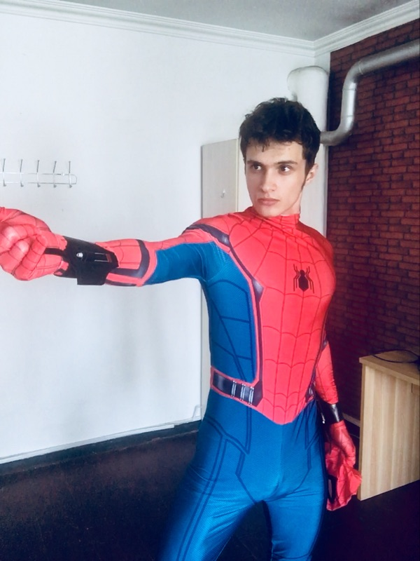 2018 New Spider-Man Homecoming Cosplay 3D Printed Spiderman Homecoming Costume Halloween Spandex Spiderman Cosplay Costumes
