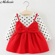 Baby Dresses Summer Clothes Lace Bow Tie