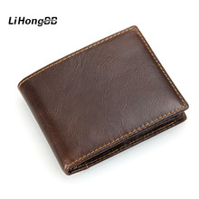 Pouch Brand wallets Masculina