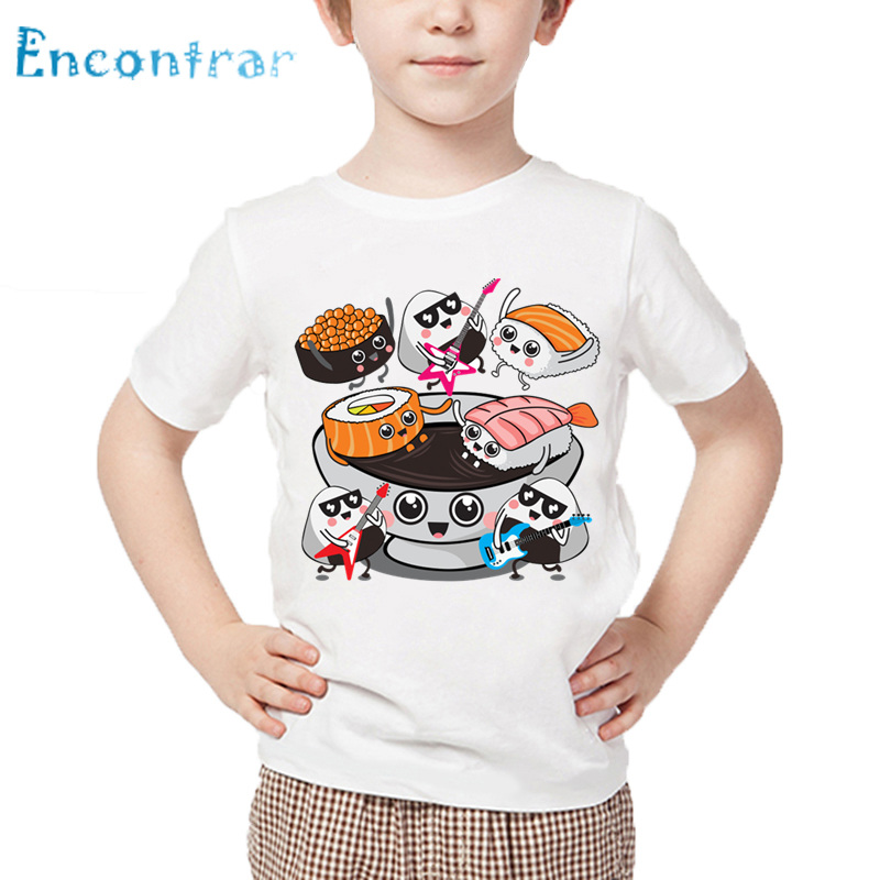 Pug Dog Ice Cream Short-Sleeve Shirt Baby Boys