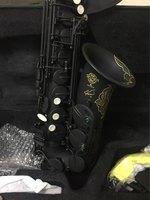 New SELMER 54 France Black Saxophone Alto Saxophone E Flat Eb Saxophone Musical Pearl Black Professional