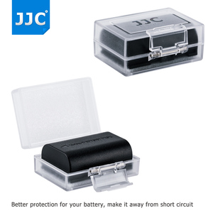 JJC DSLR Batteries Water-resis