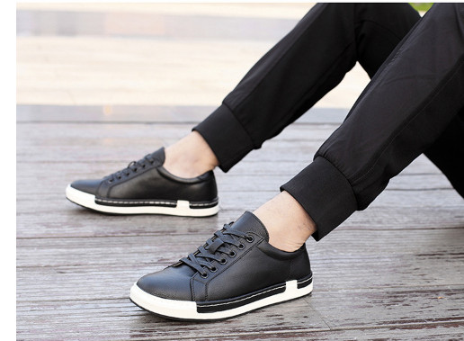 Mens Fashion Net Shoes Flying Woven Breathable Fashion Soft-soled Shoes