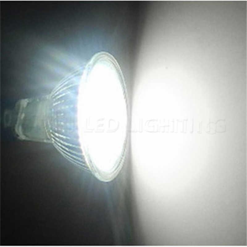 Wholesale price Dimmable MR11 COB LED Light Bulb 5W 12V 220V Bright Mini COB lamp Warm/Cool White MR11 SMD3014 Spotlight Bulb