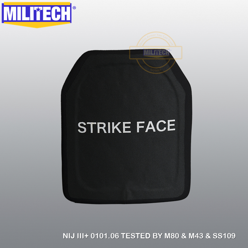 MILITECH SIC & PE NIJ III + Пуленепробиваемая - Безопасность и защита - Фотография 2