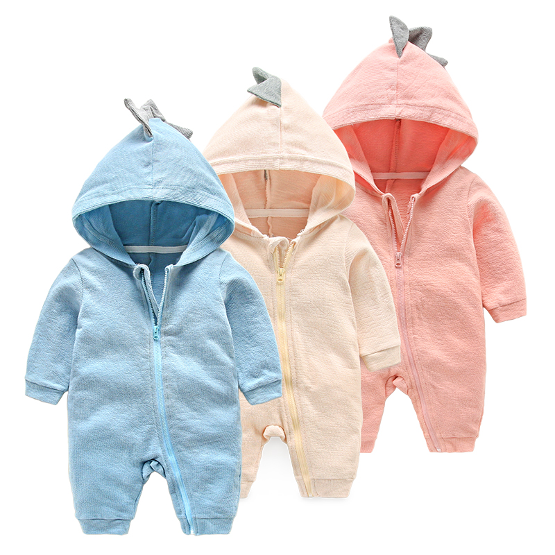 Baby rompers new autunm jumpsuits for boys and girls newborn clothes cotton bodysuits cotton baby rompers set newborn clothes baby clothing boys girls cartoon jumpsuits long sleeve overalls coveralls autumn winter