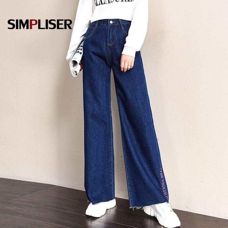 Femme Bleu Denim Boyfriend Style Cropped Jeans Pantalon 8 12 14