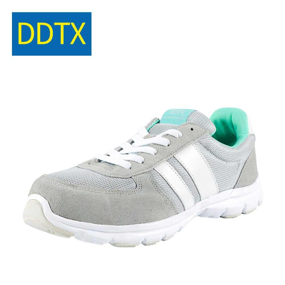 e10454b1b12b DDTX Genuine Leather Safety Shoes For Men Steel Toe Lightweight Breathable Work  Shoes And Sneakers Work