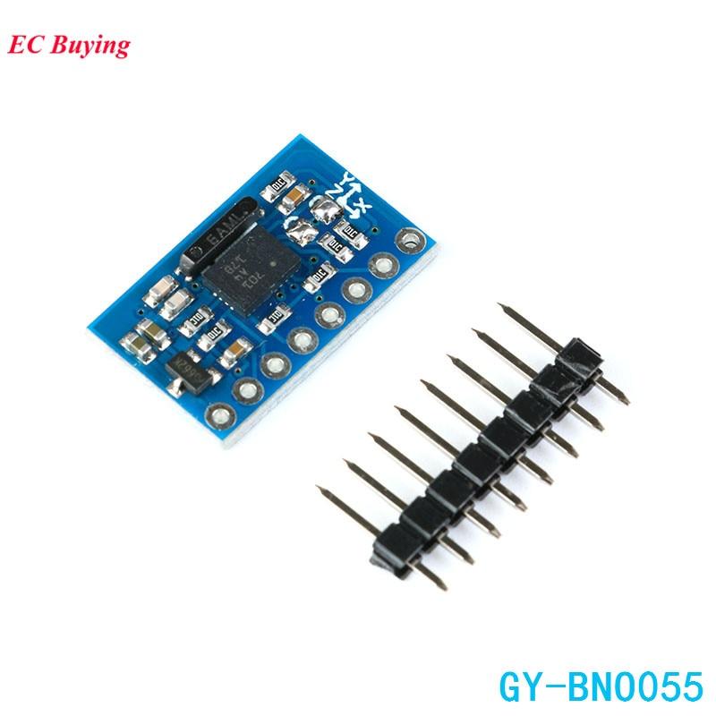 GY-BNO055 Sensor Module BNO055 9DOF 9-axis Absolute Orientation Sensor Board IIC 32Bit MCU for Arduino Electronic DIYGY-BNO055 Sensor Module BNO055 9DOF 9-axis Absolute Orientation Sensor Board IIC 32Bit MCU for Arduino Electronic DIY