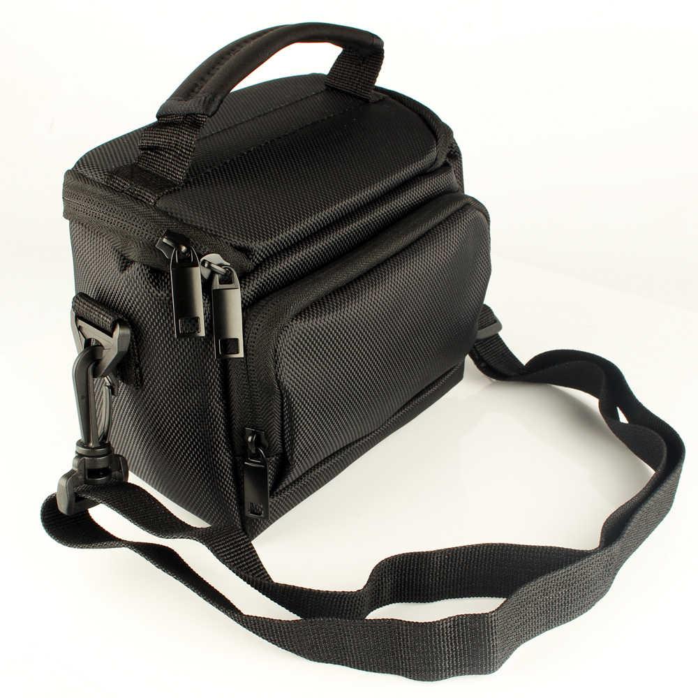 Цифровой Камера сумка для Canon EOS M100 M50 M10 M6 M5 M3 G9X G7X II Mark II G16 G15 sony A6500 A6300 A6000 A5100 RX100 NEX6