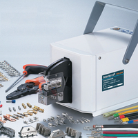 Fek 06m пневматические Тип машины для обжима Air щипцы для различных Терминалы кабель инструменты Провода обжимной инструмент