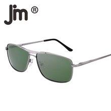 JM Wholesale 10PCS/LOT Bulk Lightweight Spring Hinge Polarized Aviation Sunglasses Men Sun Glasses Driving Fishing