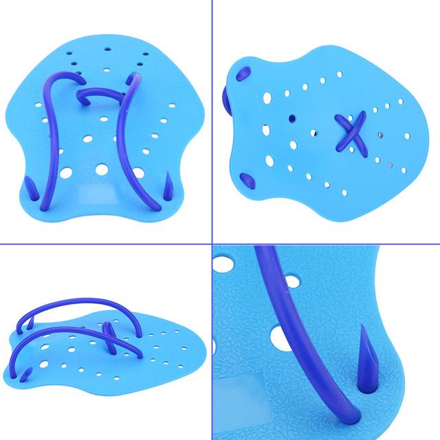 Adjustable Swimming Hand Paddles