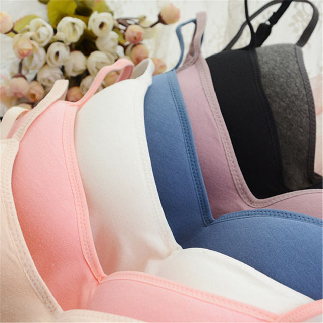 Sexy Women Padded Bra Tops V Neck Camisole Straps Push Up Bra