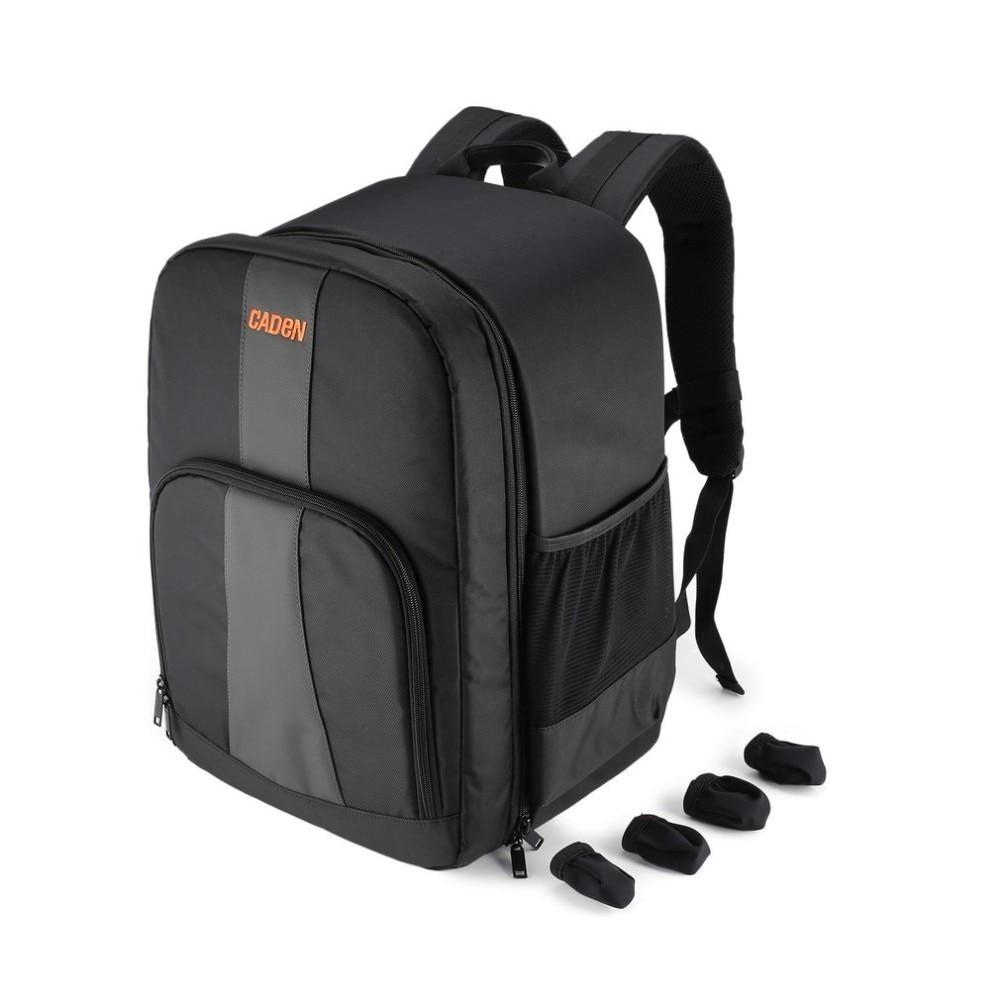 W5 multifonctionnel sac à bandoulière de transport sac à dos voyage résistant aux éclaboussures pour DJI Phantom 4 professionnel avancé Drone RC