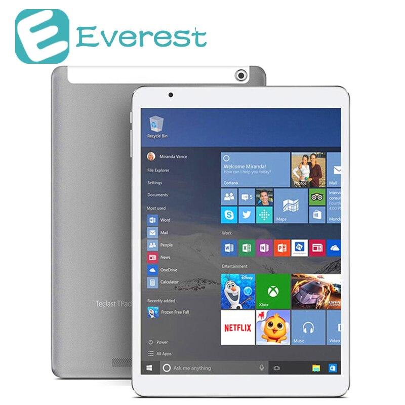 Teclast X98 Plus II tablet windows 10 Android 5 1 Tablet PC 9 7 Intel Cherry