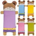 Cuidados de saúde do bebê urso travesseiro caricatura moldar trigo mourisco
