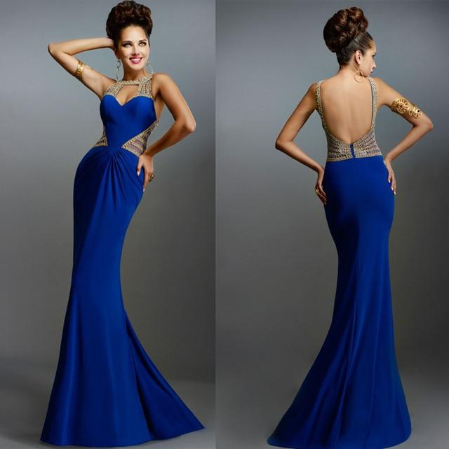 Vestidos a la moda largos - Colores de moda ...
