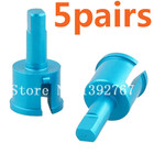 Wholesale 5Pairs/Lot Wltoys Upgrade Parts 580016 Alloy Axle Diff Cup For 1/18 Truck Upgraded A949-14 A959 A979 A949 A969