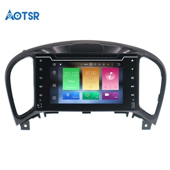Newest Android 8.0 Octa Core Car DVD Player for Nissan Juke for Infiniti ESQ 2011-2017 Car GPS Navigation Stereo multimedia tape image