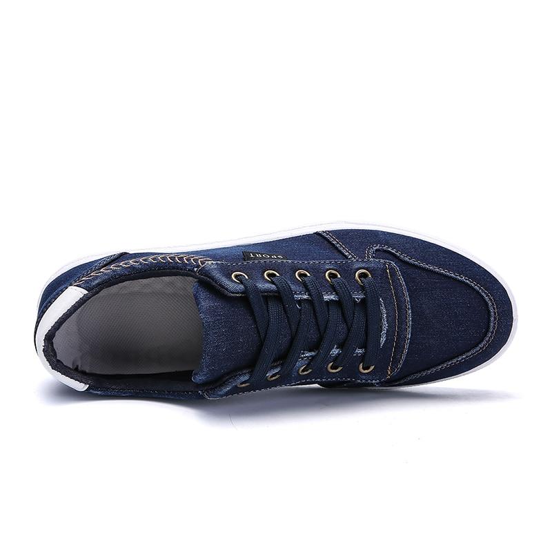 20404472046576 Printemps Blue Marque Black Chaussure Toile Lacets 2018 Concepteur navy  Sport gray De Respirant Luxe automne Hommes Chaussures rwZrTq