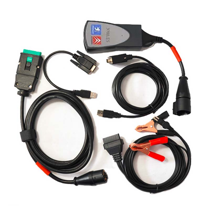 ФОТО Hot Sale Newest V7.83 Lexia3 V48 diagnostic tool Lexia-3 PP2000 V25 With New Diagbox Arrival 1 Pcs