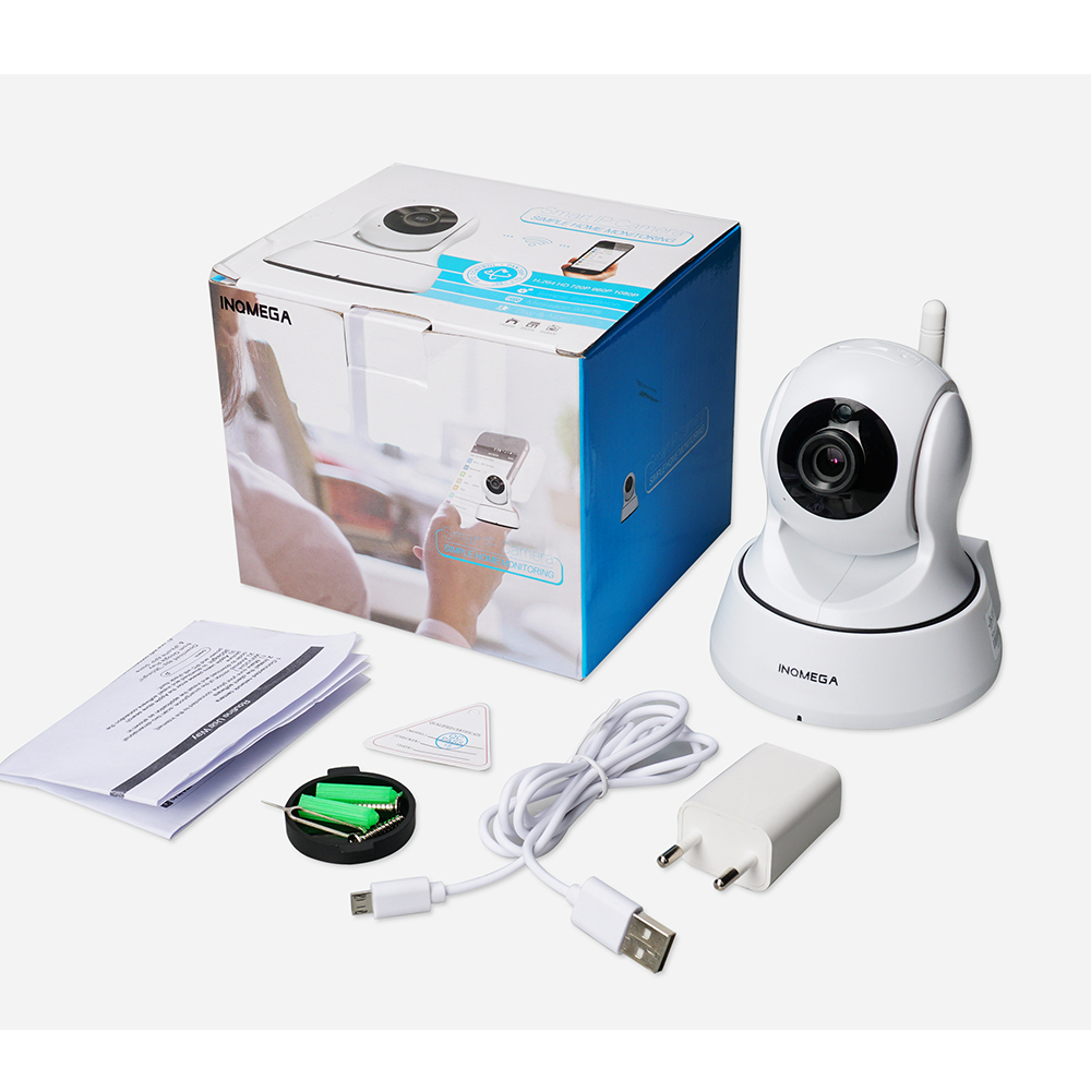 US $18 41 34% OFF|INQMEGA 720P IP Camera Wireless Wifi Cam Indoor Home  Security Surveillance CCTV Network Camera Night Vision P2P Remote View-in