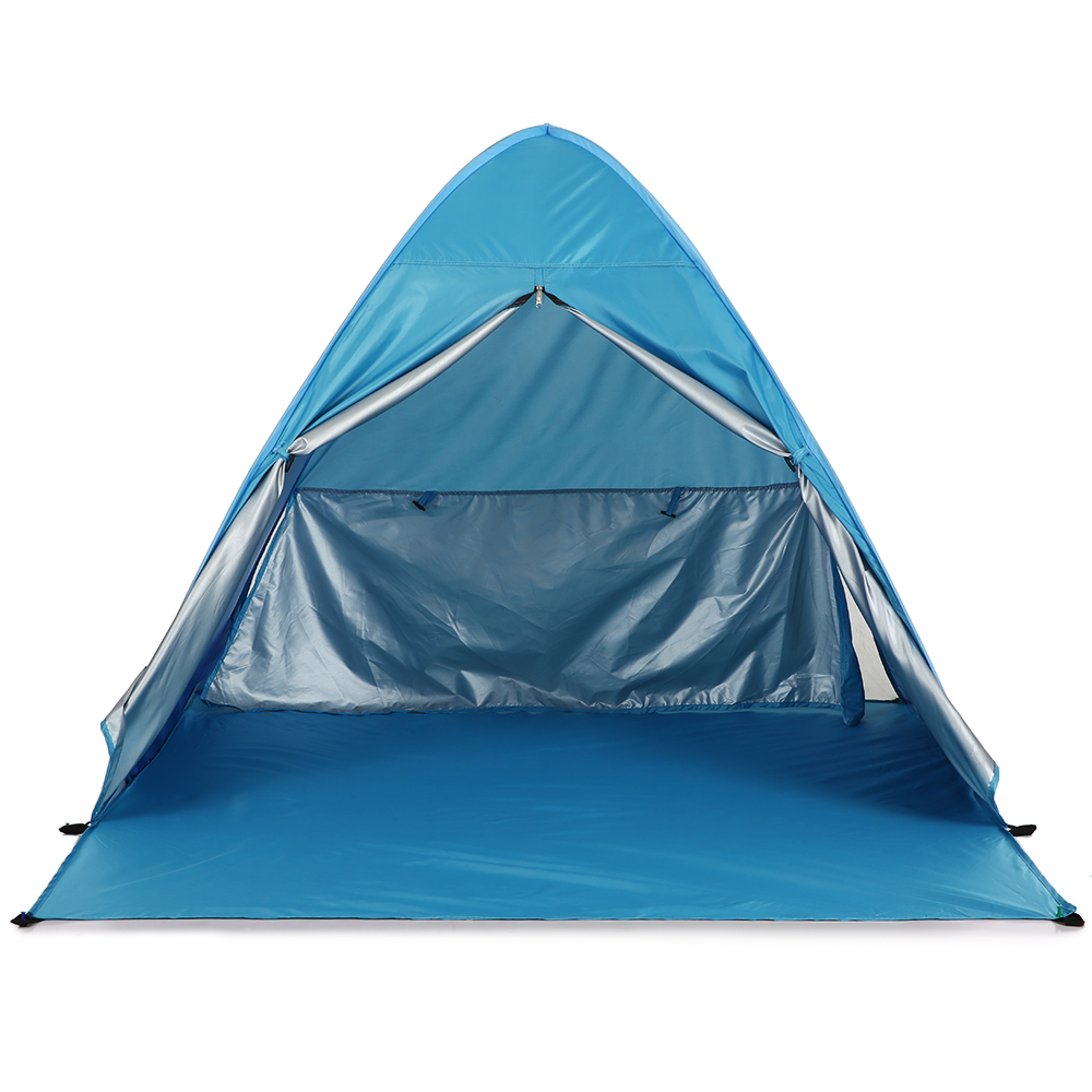 Image 2 - Lixada Automatic Instant Pop Up Beach Tent Lightweight UV Protection Sun Shelter Tent Cabana Tents Outdoor Camping-in Tents from Sports & Entertainment