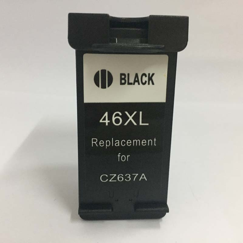 Ink Cartridges For HP 46 XL HP46 for hp Deskjet 2020hc 2520hc printer ink