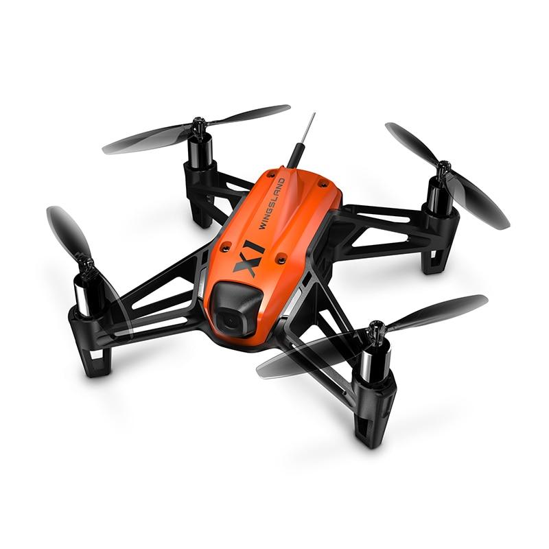 EV-PEAK WINGSLAND X1 2.4G Mini FPV Racing Drone Quadcopter with HD Camera Remote Control yizhan i8h 4axis professiona rc drone wifi fpv hd camera video remote control toys quadcopter helicopter aircraft plane toy
