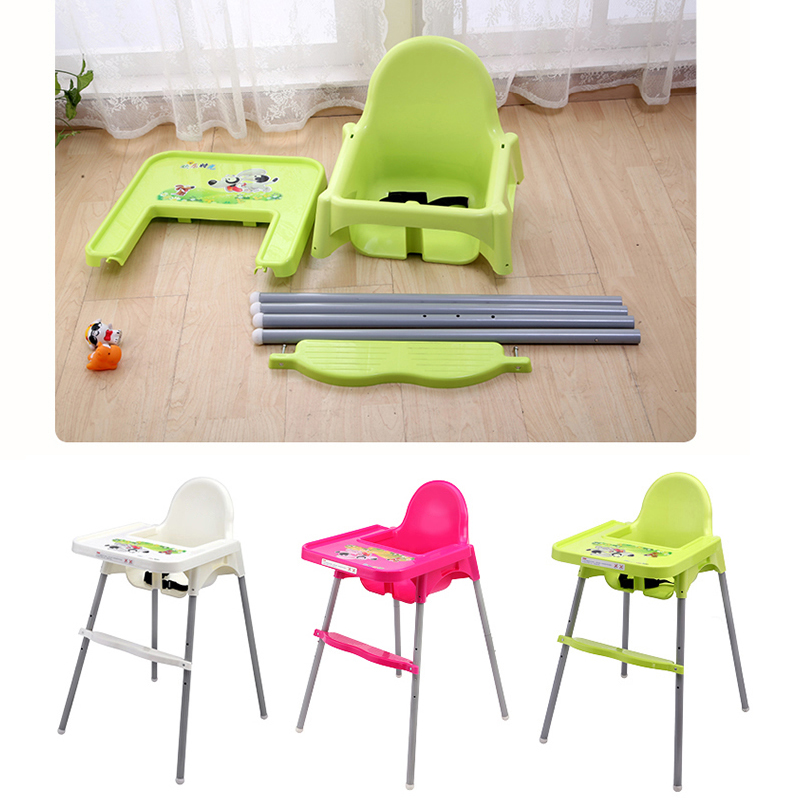 Chairs For Babies Fishing Moon Chair Pu Leather High Mutifunctional Baby Adjustable Feeding Folding Dining In Highchairs From Mother Kids On Aliexpress Com