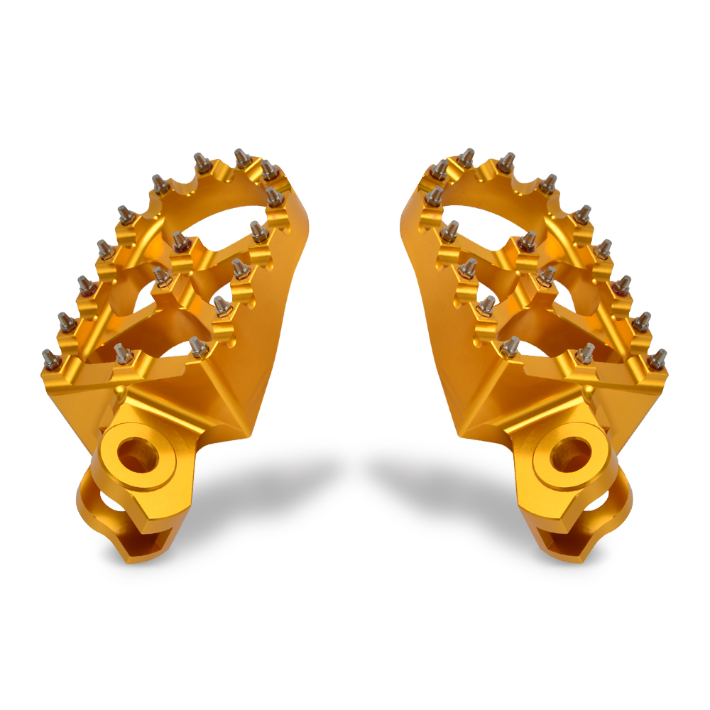 Foot Rest Pegs Footrest For Suzuki RMZ250 RMZ450 RMX450Z RMZ 250 450 RMX 450Z 2010-2018 2017 2016 2015 Motorcycle Accessories