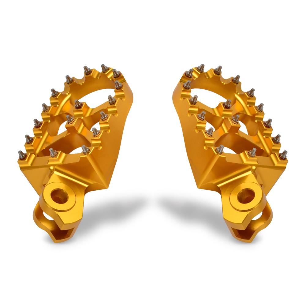 Подставка для ног, аксессуары для мотоциклов Suzuki RMZ250 RMZ450 RMX450Z RMZ 250 450 RMX 450Z 2010-2018 2017 2016 2015