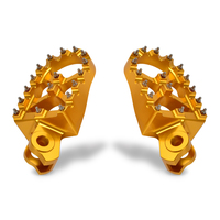 Foot Rest Pegs Footrest for Suzuki RMZ250 RMZ450 RMX450Z RMZ 250 450 RMX 450Z 2010 2018 2017 2016 2015 Motorcycle Accessories