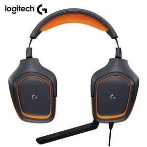 Image 4 - Logitech Originais G231 PRODÍGIO Estéreo Fones de ouvido de Jogos Cancelamento de Ruído de MICROFONE On Cabo 3.5 milímetros Fone De Ouvido Compatível com Xbox um PS4